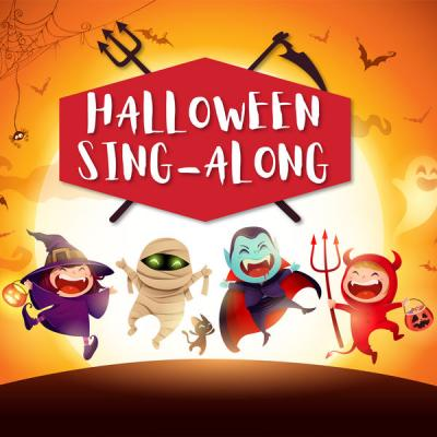 Various Artists - Halloween Sing-Along (2021)