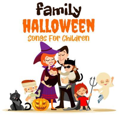 Various Artists - Family Halloween Songs For Children (2021)