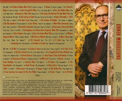 Ennio Morricone - The Best World Instrumental Hits (2CD) (2009) WAV
