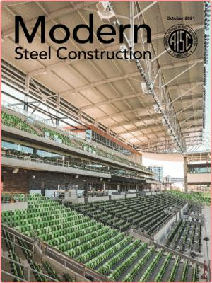 Modern Steel Construction - October 2021
