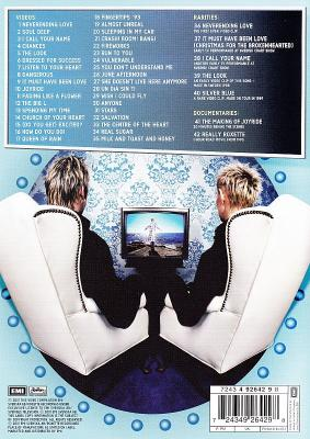 Roxette - All Videos Ever Made & More: The Complete Collection 1987-2001 (2001) DVD-9