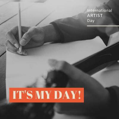 Various Artists - IT'S MY DAY! - International Artist Day (2021)