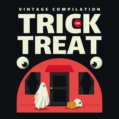 Various Artists - Trick or Treat - Vintage Compilation (2021)