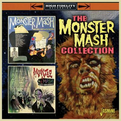 Various Artists - The Monster Mash Collection (2021)