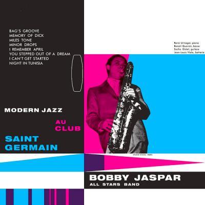 Bobby Jaspar - Modern Jazz Au Club Saint Germain (Remastered) (2021)