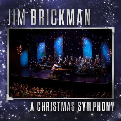 Jim Brickman - A Christmas Symphony (2021)