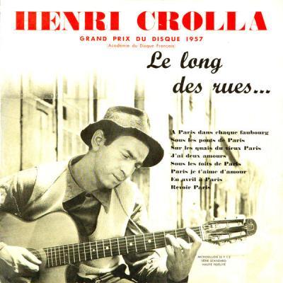 Henri Crolla - Le Long Des Rues (Remastered) (2021)